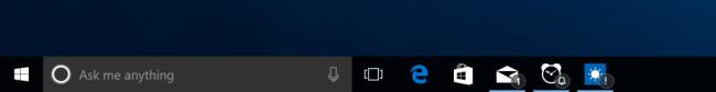 Опубликована Windows 10 Insider Preview с номером сборки 14328