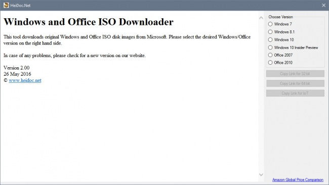 Windows and Office ISO Download Tool � ��������� ������ ������ ������������ ������� � �������� Microsoft