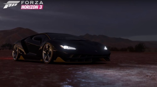 Для Windows 10 анонсирована Forza Horizon 3