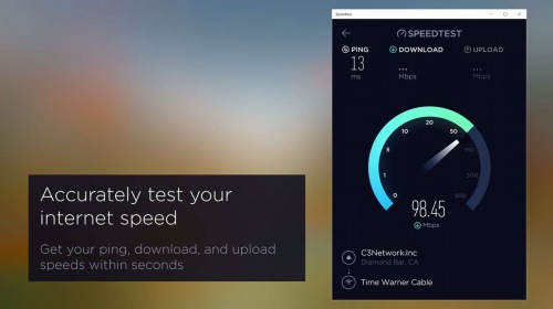 ����������� ���������� Speedtest ������ �������� � ��� ��