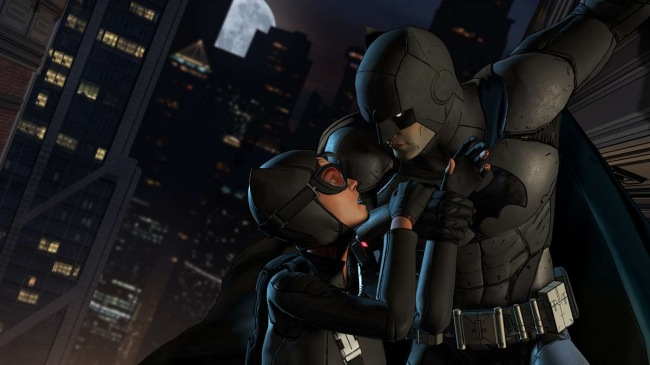 Для Windows 10 выпущена игра Batman: The Telltale Series