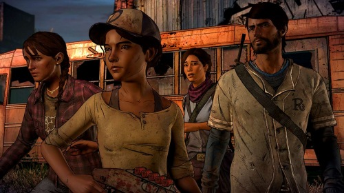 The Walking Dead: A New Frontier запущена и в Магазине Windows