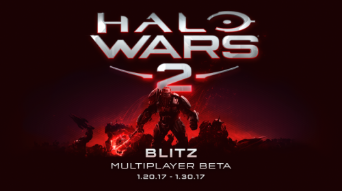 Halo Wars 2 Blitz Multiplayer Beta стартует 20 января