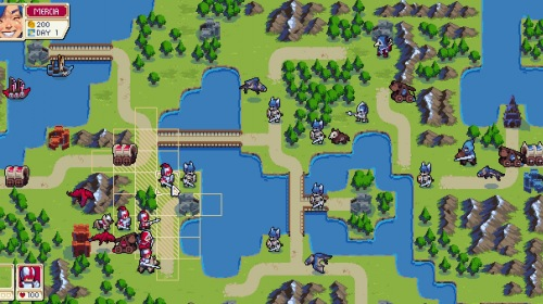 Новые игры Xbox Play Anywhere: Ruiner, Tower 57​ и Wargroove