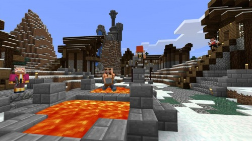 В Магазине Windows снижена цена на Minecraft: Windows 10 Edition
