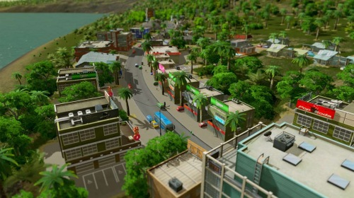 В Магазине Windows опубликована игра Cities: Skylines