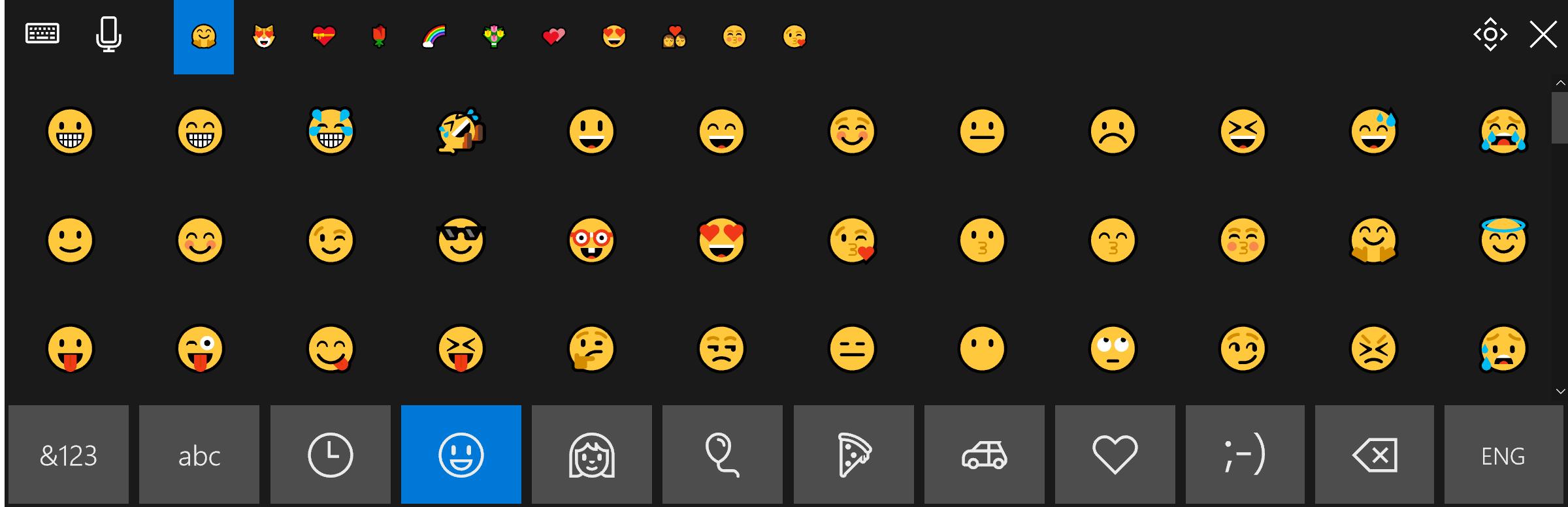 Скачать клавиатуру со смайлами на Андроид бесплатно