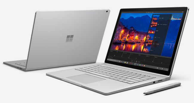 Слухи: Microsoft не торопится с запуском Surface Book 2
