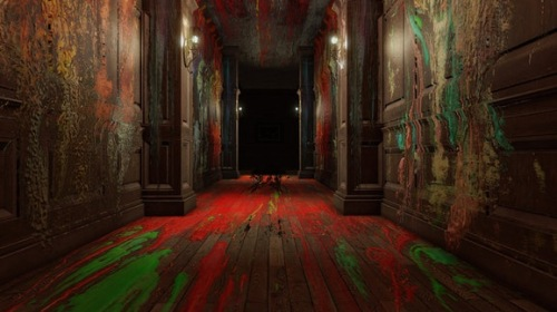 Humble Store отдаёт бесплатно ужастик Layers of Fear