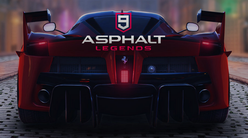 Asphalt 9: Legends — стань легендой!