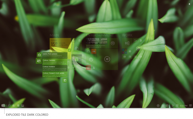 Concept: Windows Desktop Detroit Reloaded