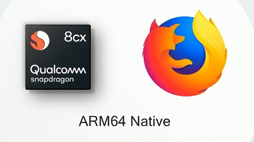 Firefox готовит нативную версию браузера для Windows 10 ARM
