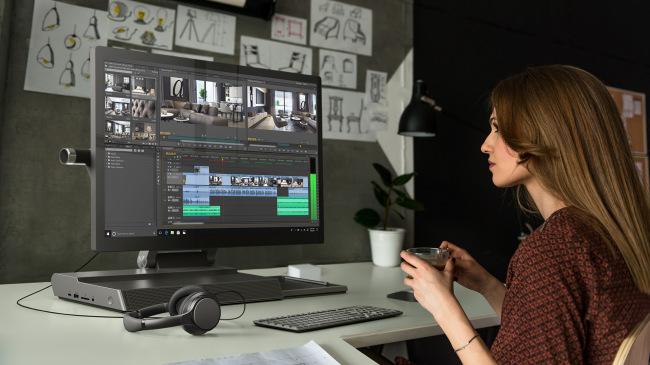 Lenovo Yoga A940 — интересная альтернатива Surface Studio